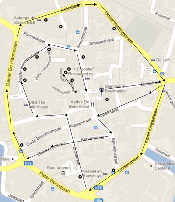 Kruisweg (map)